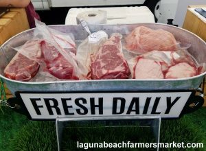 farm fresh meat laguna niguel farmers market de le ranch